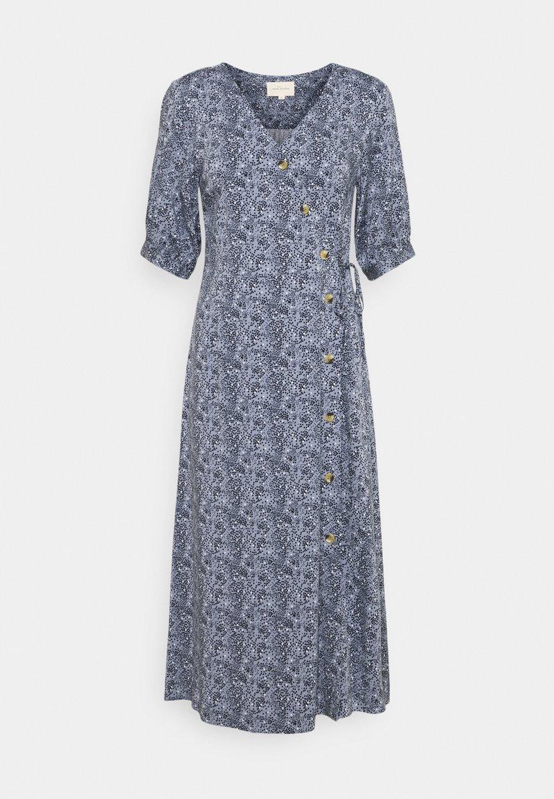 esmé studios - GRACE DRESS - Košilové šaty - tradewind dot