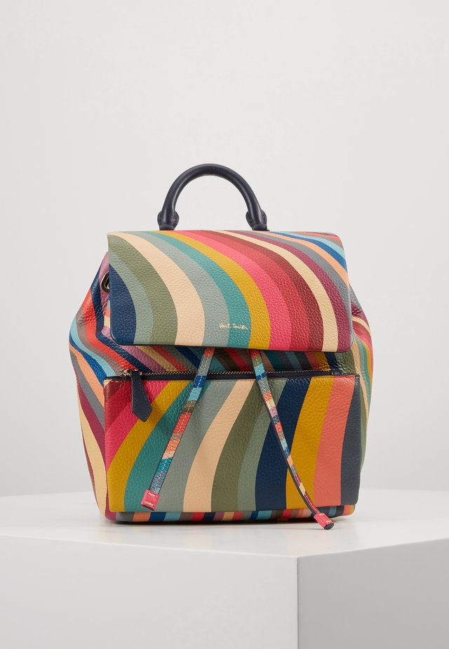 WOMEN BACKPACK SWIRL - Sac à dos - multicolor