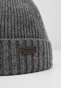 Barbour - CARLTON BEANIE - Beanie - grey - 5