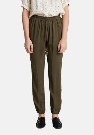 Pantaloni sportivi - verde