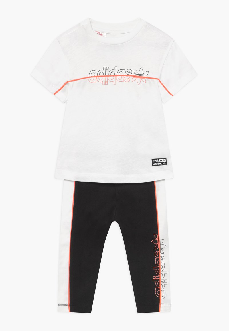 adidas Originals - SET - Leggings - Trousers - white
