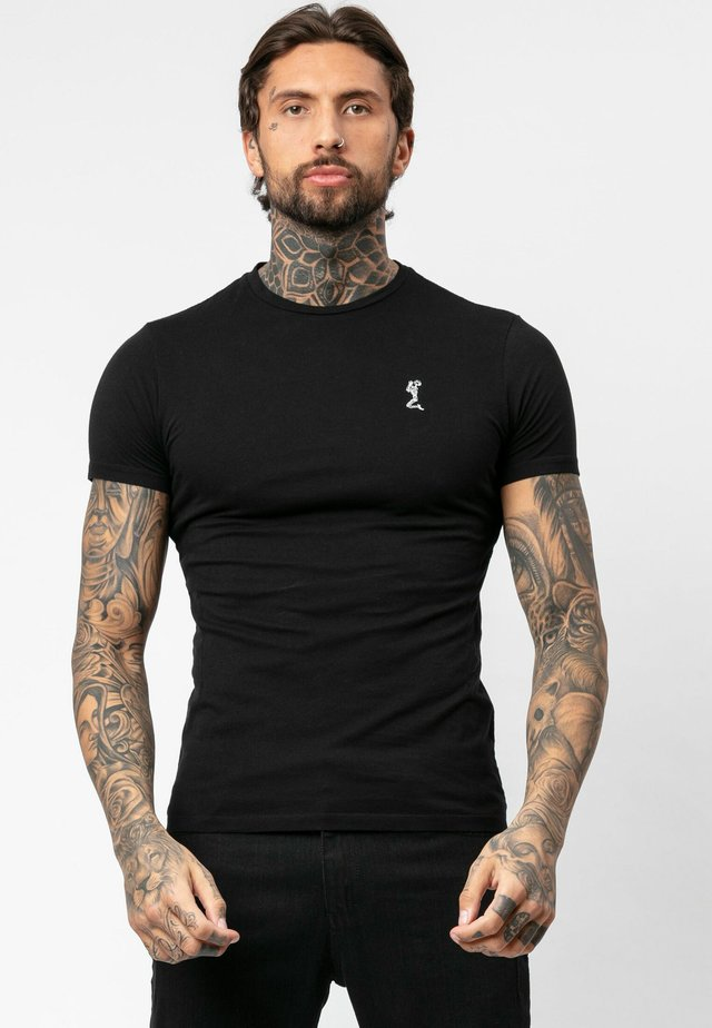 CORE - T-shirt imprimé - black