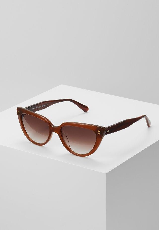 ALIJAH - Sunglasses - brown