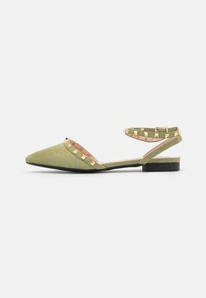 LAURENA - Sandaler - sage green
