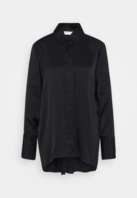ETERNAL SHIRT - Button-down blouse - black