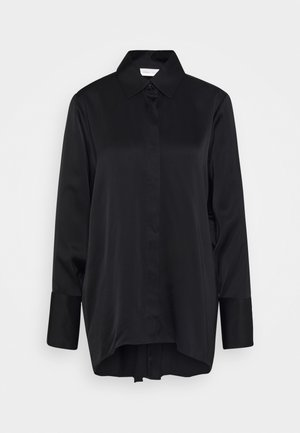 ETERNAL SHIRT - Button-down blouse - black