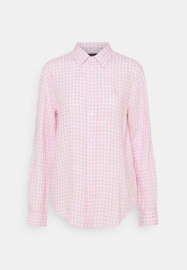 GINGHAM - Camicia - garden pink
