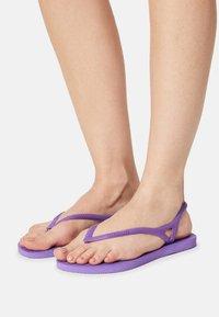Havaianas - SUNNY - Pool shoes - dark purple - 1