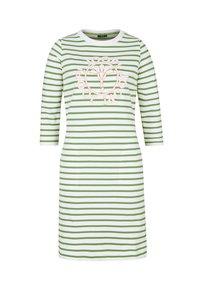 JOOP! - Jersey dress - grün weiß gestreift - 13