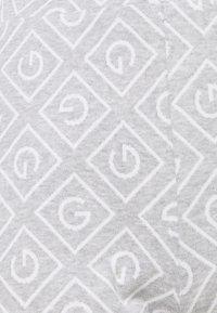 GANT - ICON PANT - Bukse - light grey melange - 2