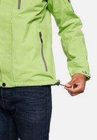 Jeff Green - HARSTAD - Outdoor jacket - kiwi - 6