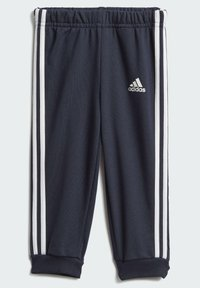 adidas Performance - BADGE OF SPORT FRENCH TERRY JOGGER - Chándal - blue - 2