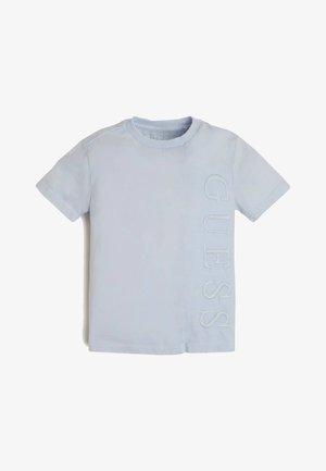 Print T-shirt -  coast blue