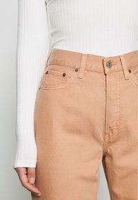 Ética - ALEX ANKLE - Jeans Tapered Fit - coffee - 5