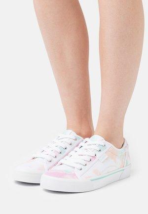 PORT - Trainers - tie dye/white