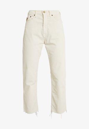 WENDY - Trousers - ecru