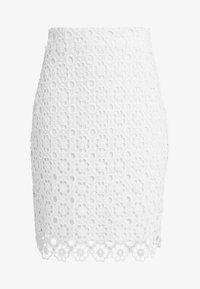 Anna Field Petite - Pencil skirt - white - 4