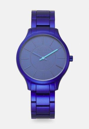 LESS UNISEX - Klocka - blue