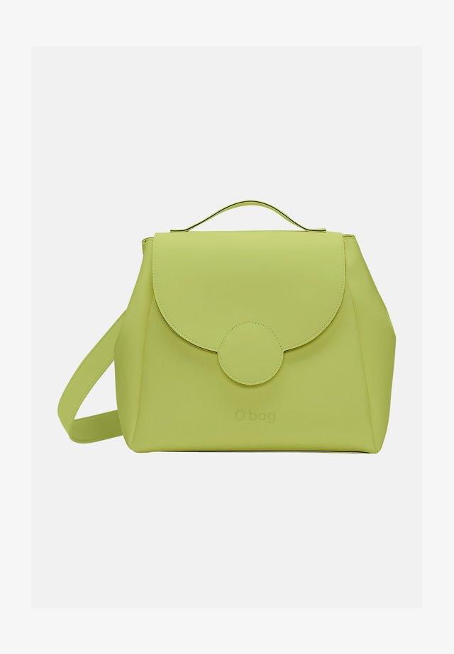 Across body bag - celery green