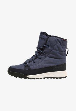 TERREX CHOLEAH PADDED - Chaussures de marche - traverse blue/legink/charcoal black