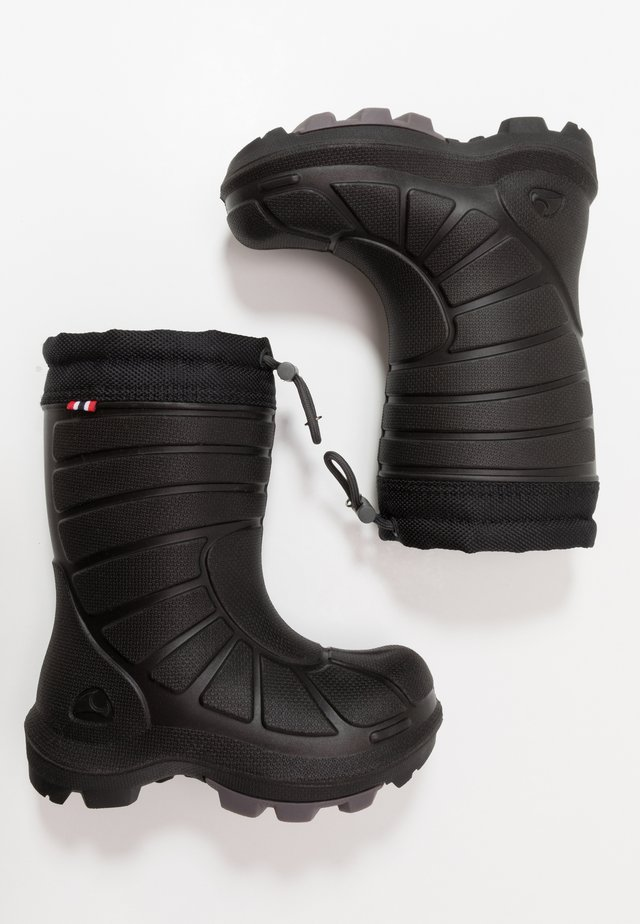 EXTREME - Wellies - black/charcoal
