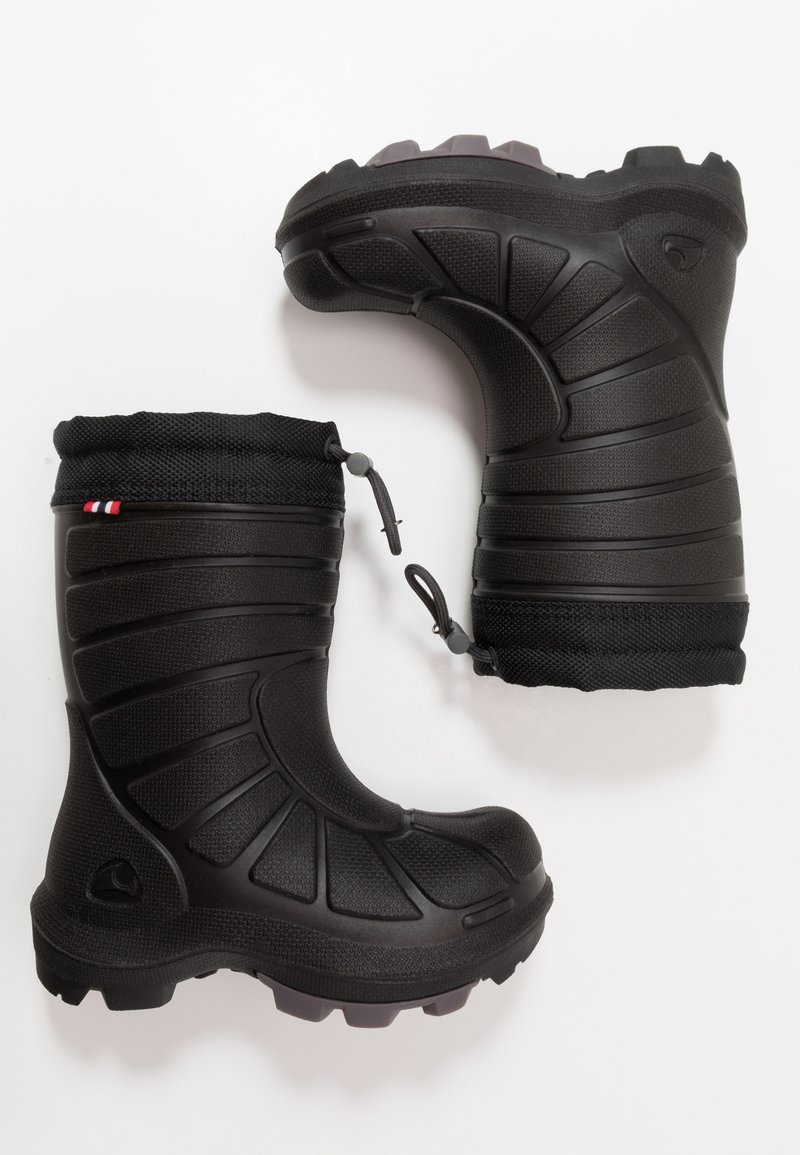Viking - EXTREME - Botas de agua - black/charcoal