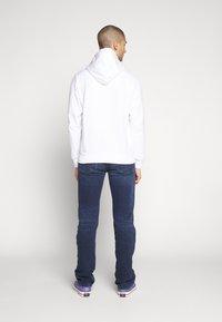 Diesel - LARKEE - Straight leg jeans - dark-blue denim - 2