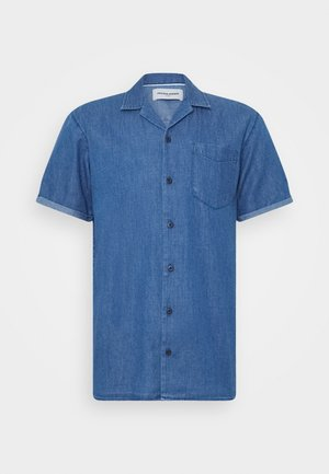 JCOKEN SHIRT ONE POCKET - Skjorta - medium blue denim
