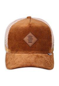 Djinn's - HFT CORDUROY - Cap - wheat - 1