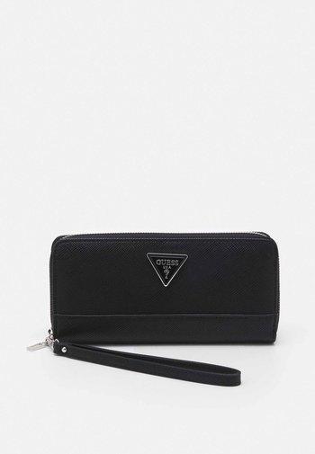 CORDELIA LARGE ZIP AROUND - Wallet - black