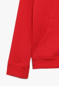 Nike Sportswear - HOODIE CLUB - Mikina na zip - university red/white - 2