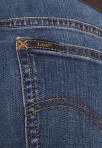 Lee - RIDER - Jeans slim fit - blue denim - 6