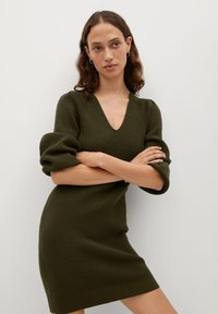 Mango - SAYN - Jumper dress - khaki - 0