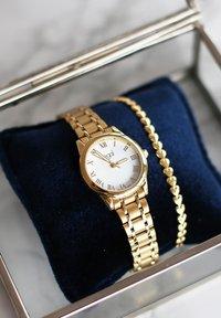 Lucardi - HART  - Armband - goud - 2