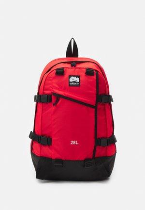 BACKPACK UNISEX - Rucksack - bright red/black/white