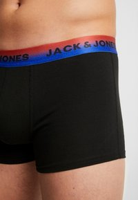 Jack & Jones - JACPRINT TRUNKS 5 PACK - Onderbroeken - navy blazer/black /surf the web - 3