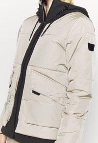 O'Neill - AZURITE JACKET - Snowboard jacket - chateau gray - 5