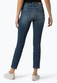 Angels - Straight leg jeans - dark stone - 1