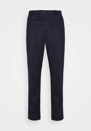 TAILORED TROUSERS - Trousers - dark blue
