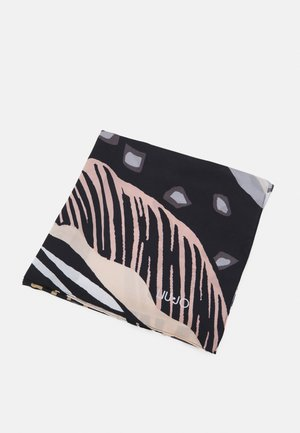 FOULARD TROPICAL - Chusta - nero