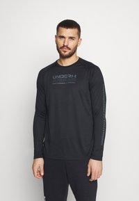 Under Armour - Camiseta de deporte - black - 0
