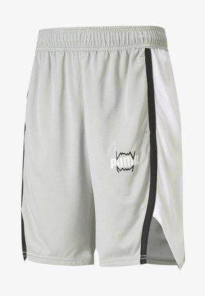 Shorts - gray violet