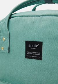 anello - SQUARE BACKPACK UNISEX - Rucksack - mint green - 3