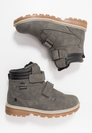 CORNER - Winter boots - grau