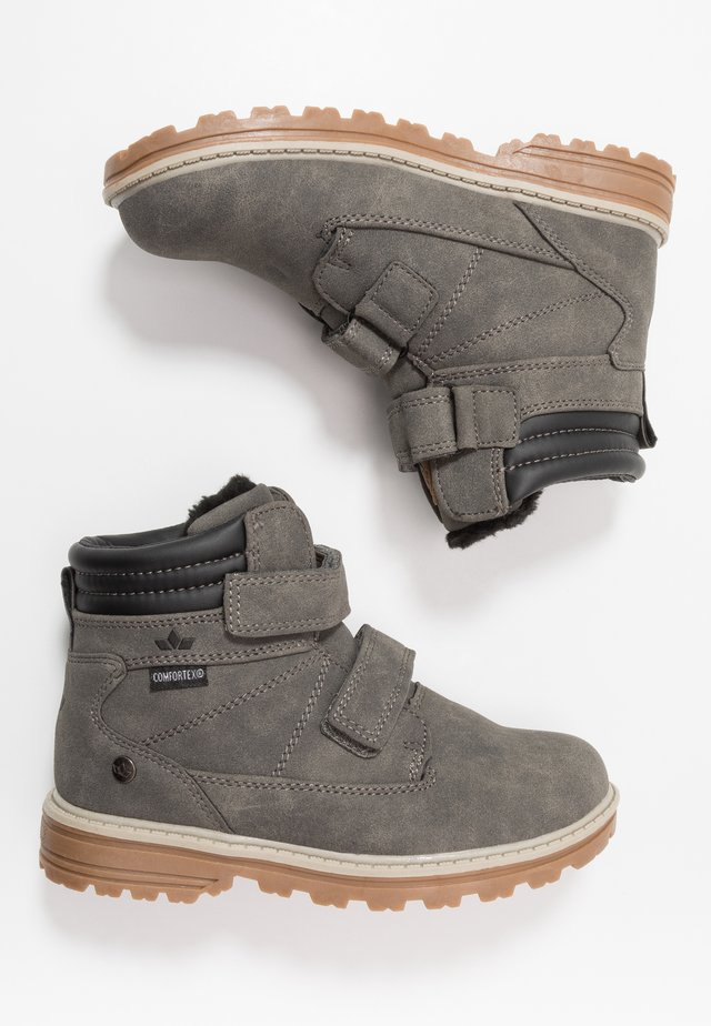 CORNER - Snowboots  - grau