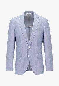 BOSS - Blazer jacket - open blue - 5