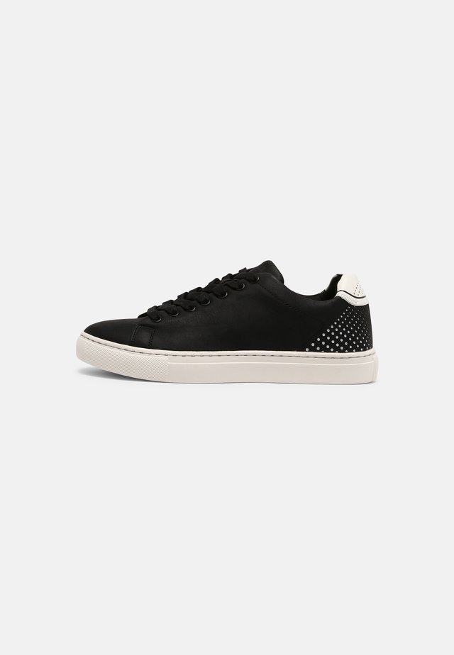 FORZE - Sneakers laag - black/white