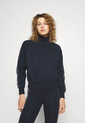HIGH NECK  - Sweatshirt - dark blue
