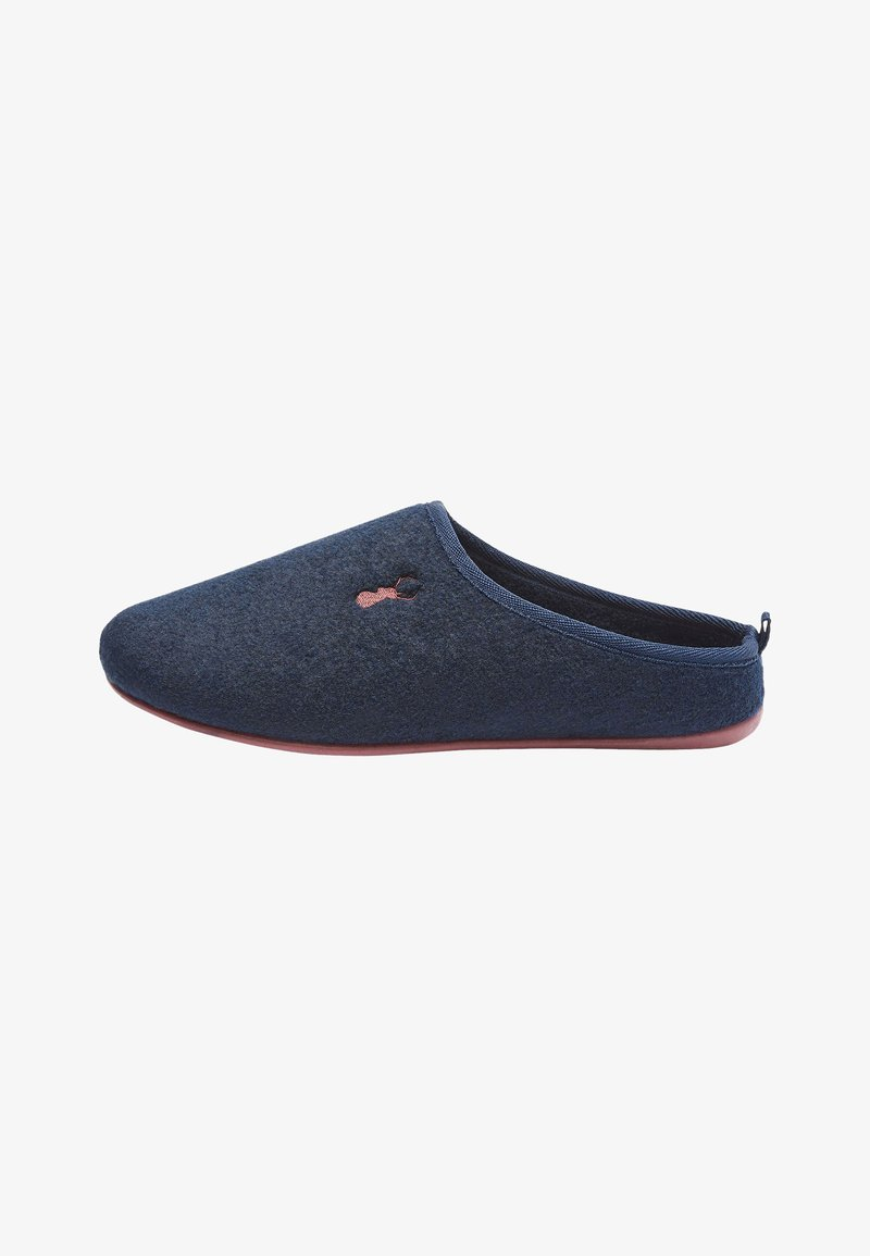 Next - STAG  - Slippers - blue