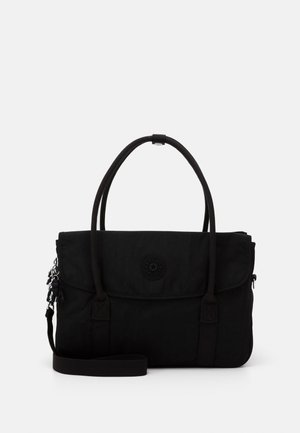 SUPERWORKER - Notebooktasche - black noir
